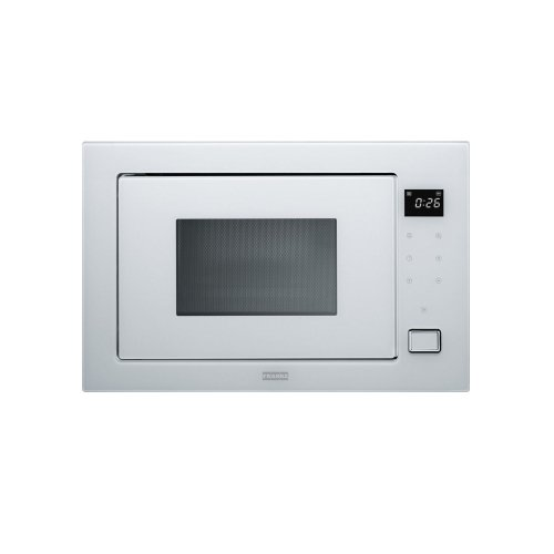 Franke FMW 250 CR2 G WH Integrado 25L 900W Color blanco - Microondas (Integrado, 25 L, 900 W, Tocar, Color blanco, 1000 W)
