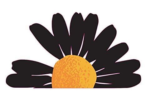 Gドラゴン Peaceminusone ステッカー シール BIG SIZE スーツケース用ステッカー バイク用サイドボディステッカー (Black, ブラック) バイク 車 スーツケース アウトドア用 防水加工ステッカー (Black, ブラック)
