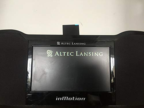 Adaptador Bluetooth para altavoz Altec Lansing iMV712 para iPod iPhone, color negro