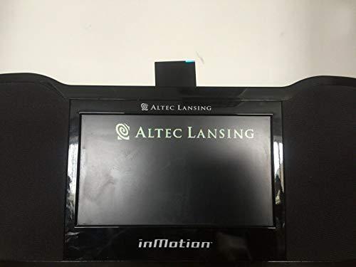 Adaptador Bluetooth para altavoz Altec Lansing iMV712 para iPod iPhone, color negro