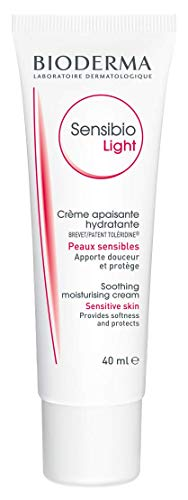 Bioderma Sensibio Light Creme Gesichtscreme, 40 ml