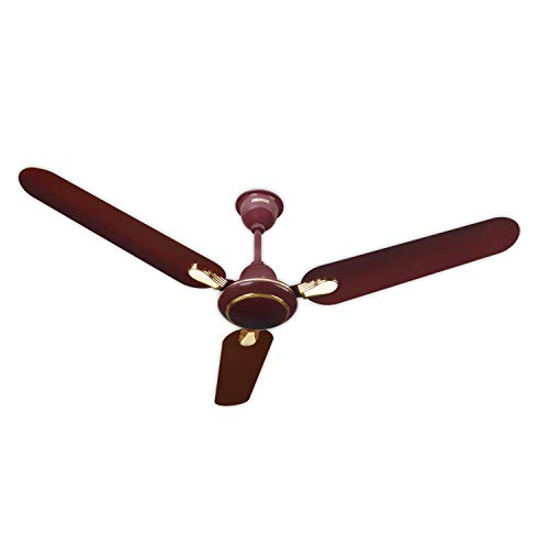 Luminous Dhoom 1200mm 70-Watt High Speed Ceiling Fan (Brown)