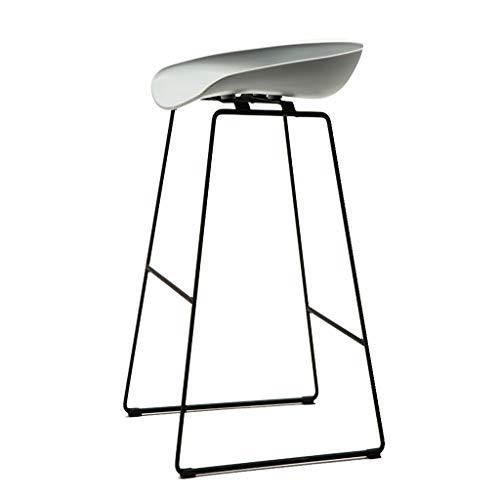 Kruk Europese Stijl Iron Art Bar Hoge Been Stoel Moderne Eenvoudige Cafe Keuken Counter Seat Creatieve Home Decoratie