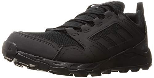adidas Terrex Agravic TR GTX, Zapatillas de Running Hombre, NEGBÁS/NEGBÁS/Gricin, 42 2/3 EU