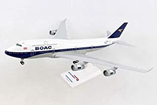 SKYMARKS 1/200 ブリティッシュエアウェイズ B747-400 G-BYGC BOAC 100周年記念塗装