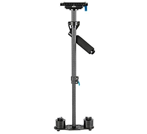 ayex Carbon Steadycam Stabilizer S-60T Schwebestativ für DSLR Kameras und Camcorder