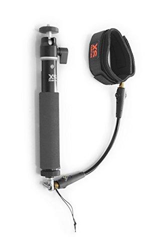 XSories U-Shot Telescopic Camera Cole & FREE Wrist Tether, Fits all Canon, Nikon, Digital Cameras, Camera Accessories (Dark Grey)