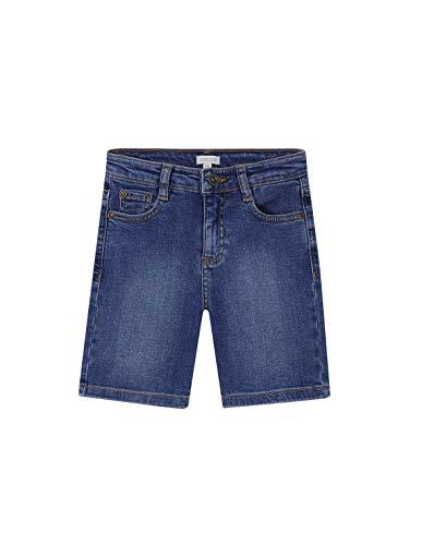 Gocco Pantalon Corto Vaquero, Denim, 4-5 años para Niños