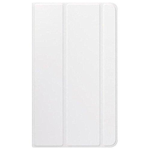Samsung Book Cover für Galaxy Tab A 7.0 LTE (2016) Schutzhülle für Vorder- und Rückseite mit Aufstellfunktion White