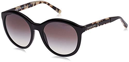 Michael Kors MK2048-324911-54 Gafas de sol, Negro (Black), 54.0 Unisex-Adulto