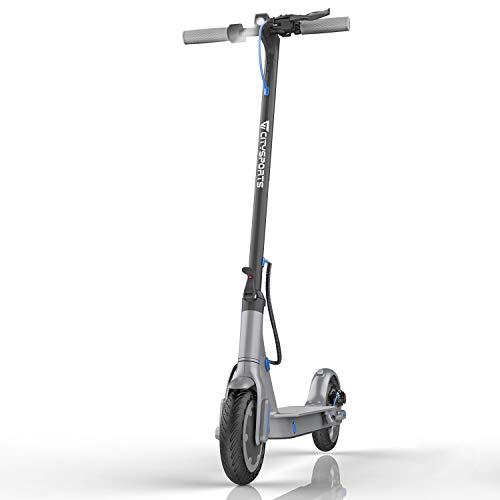 CITYSPORTS Monopattino elettrico Scooter elettrico 8.5  , scooter pieghevole con APP e Bluetooth, batteria a lunga durata da 7,5 Ah, 350 W, scooter elettrico per adulti ultraleggero