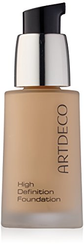 Artdeco Make-Up femme/woman, High Definition Foundation 08 Natural peach, 1er Pack (1 x 30 ml)