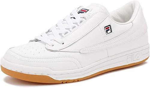 Fila Men's Original Tennis White/Gum Shoes (8.5)