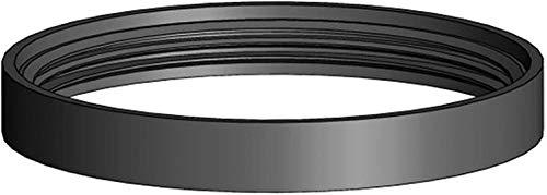 Juntas de silicona de estanqueidad para chimenea de acero inoxidable, chimenea, estufa de pellets de madera (Ø 140 mm)