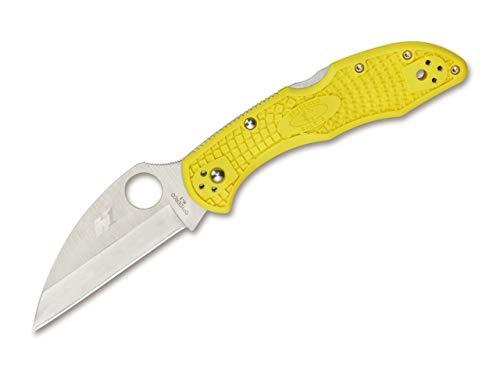 Spyderco 01SP1027 Taschenmesser Salt 2 Wharncliffe Plain, Klingenlänge: 7,3 cm, mehrfarbig