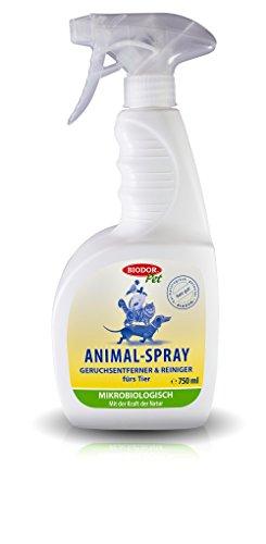 Biodor, Animal, Spray antiodore per Gli Animali