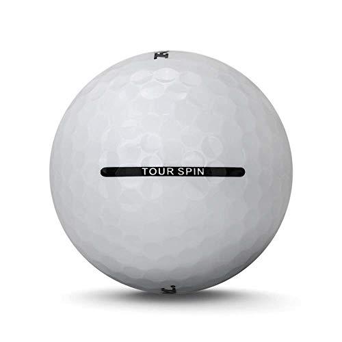 Ram 3 Dozen Golf Tour Spin 3 Piece Golf Balls - Incredible Value Tour Quality