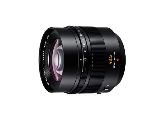 Panasonic H-NS043E Leica DG NOCTICRON 42,5 mm/F1.2 ASPH. Objektiv, dualer Bildstabilisator Dual I.S, schwarz