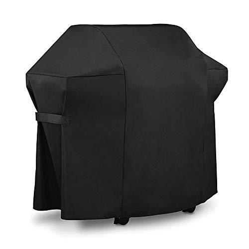 600D Heavy Duty Gas Grill Cover for de meeste merken, 59in Waterproof BBQ Cover (UV, stof, water, weer, Scheurbestendig) (Size : 147 * 61 * 121cm/57 * 24 * 47.6in)
