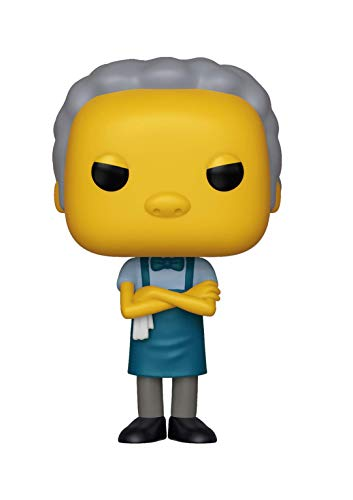 Pop! The Simpsons - Figura de Vinilo Moe Szyslak
