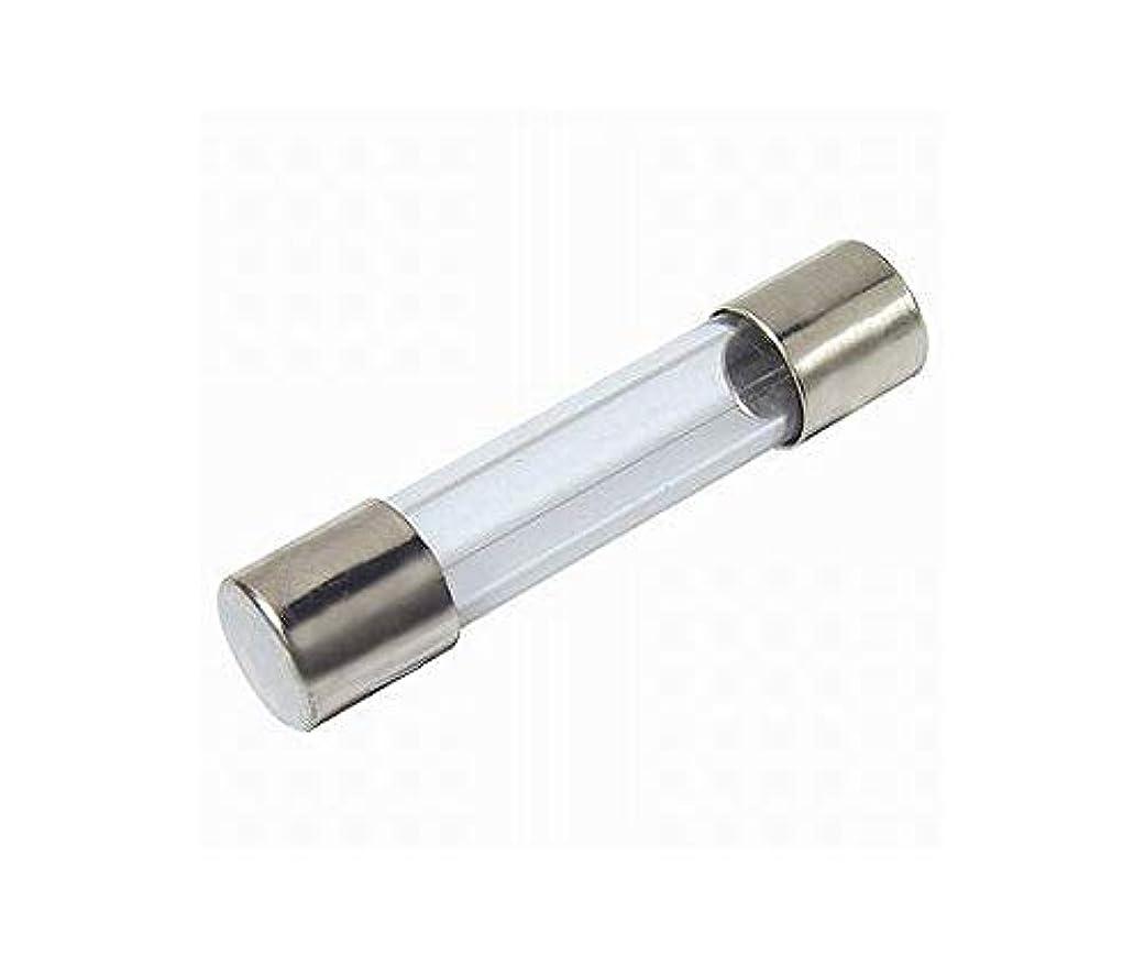 眼敬意数冨士端子工業 ガラス管ヒューズ 125V1.2A(Φ6.4×30mm) FGBO125V1.2A