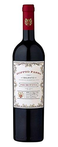 Doppio Passo - Salento Primitivo 2020 (1 x 0,75L Flasche)