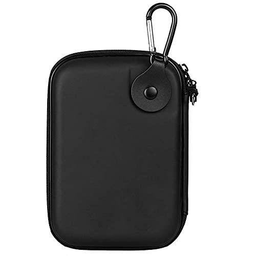 Estuche de viaje organizador de cables pequeño Gadget bolsa, bolsa de accesorios...
