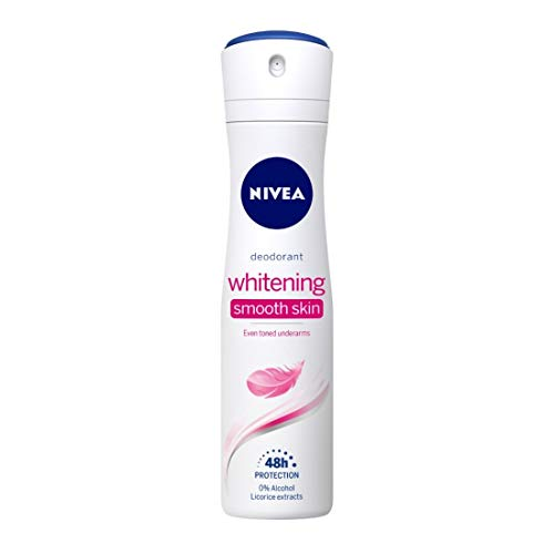 NIVEA WHITENING SMOOTH SKIN 48H DEODORANT 150 ML by Nivea