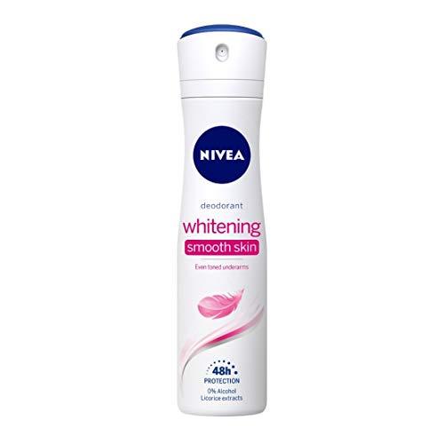 Nivea Whitening Smooth Skin Deodorant, 150ml