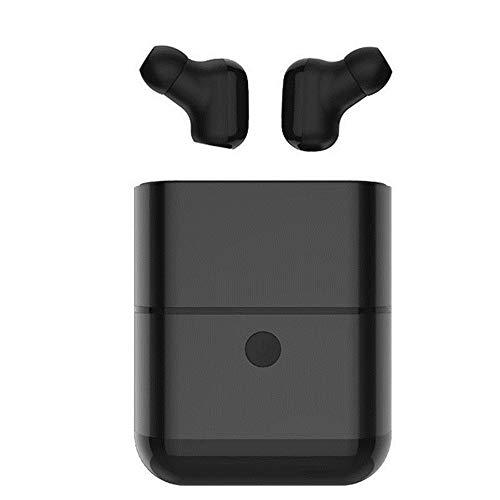 X2 TWSイヤホントゥルーワイヤレススポーツイヤホンミニインイヤーbluetoothイヤホンステレオハンズフリーヘッドセット用iphoneサムスン,Black