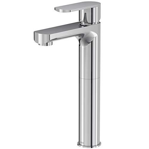 LENZ 42720302 Unite - Grifo para lavabo (cromo)