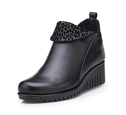 The FLEXX New Moon Zapato Mujer Negro 41 EU
