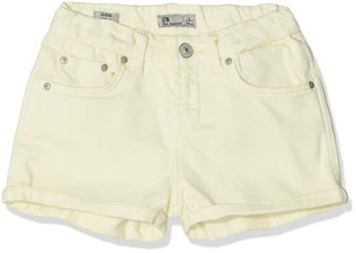 LTB Jeans LTB Jeans Mädchen Judie G Shorts, Gelb (Soft Yellow Wash 51693), 110 (Herstellergröße: 5)