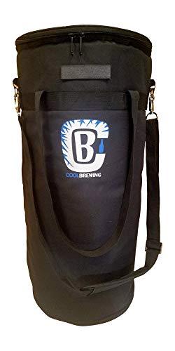 Home brew Keg Cooler for 5 gallon Keg, Corny, and Cornelius Kegs