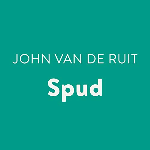 Spud audiobook cover art