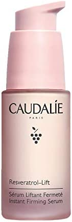 Caudalie Resveratrol Lift Instant Firming Serum Oil Free Anti Aging Serum with Resveratrol Hyaluronic product image