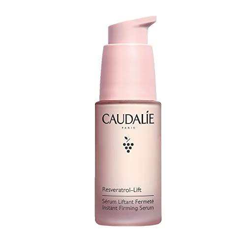 Caudalie Resveratrol-Lift Instant Firming Serum: Oil-Free Anti-Aging Serum with Resveratrol, Hyaluronic Acid & Vegan Collagen Alternative - 1 oz