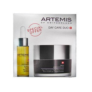 Artemis - Skin Architects - Day Care Duo - Age-Prevent Rich Day Care 50ml + Softening Face Oil 15ml