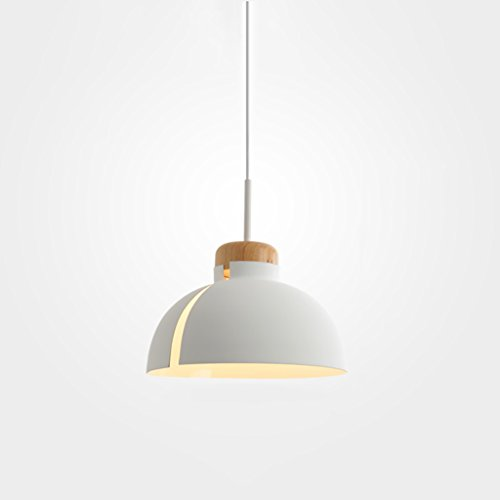 MJJ %Lámparas de araña Nórdico Moderno Minimalista Chandelier Personalidad Creativa Lámpara de Aluminio Restaurante Dormitorio Tienda de Té Tienda de Ropa Cafetería Chandelier (Color : White)