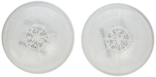 North 7531N95 by Honeywell N95 Filter Assembly For 5400, 5500, 7600 And 7700 Series Respirators 1/PK