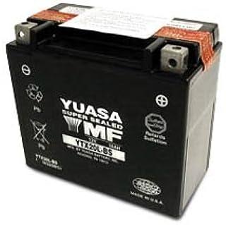 BATERIA YUASA (YTX20L-BS) KAWASAKI JH ZXI 1100 1996-2004