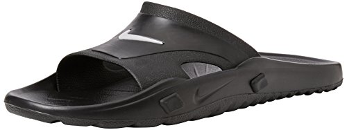 Nike Badeschlappe Getasandal, schwarz/weiß, 49.5(D), 14(UK)