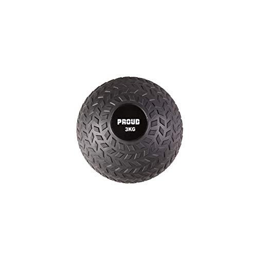 PROUD Orgulloso Medical Ball Slam Ball (2 kg-10 kg) Grupo de Entrenamiento físico Ajuste Cruzado Ajuste Gimnasio músculos Fuerza Entrenamiento en el hogar en el Gimnasio