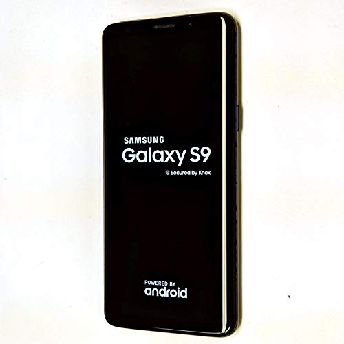 Samsung Galaxy S9, 64GB, Midnight Black - For AT&T / T-Mobile (Renewed)