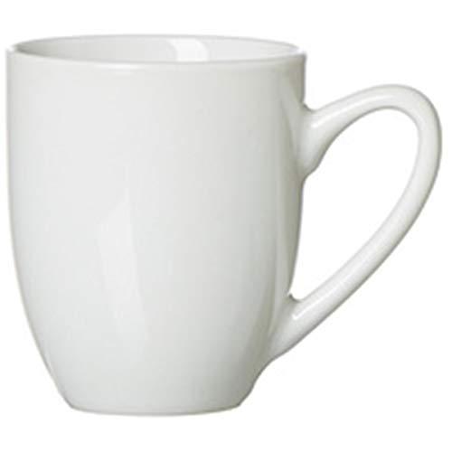 Ritzenhoff & Breker Bianco Espresso Obere, Obertasse, Ober Tasse, Geschirr, Porzellan, Weiß, 80 ml, 78756