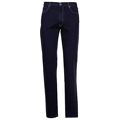 Jeans Uomo Vitamina Olliver Pu27 4040 1a, Denim, 48