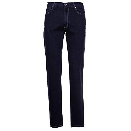 Jeans Uomo Vitamina Olliver Pu27 4040 1a, Denim, 48