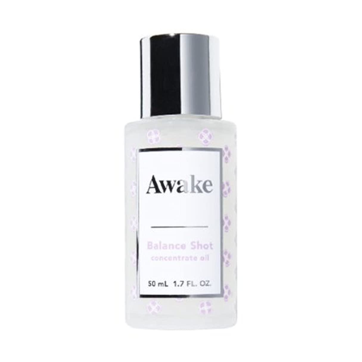 ベリリハーサル苦しむアウェイク(AWAKE) Awake(アウェイク) バランスショット コ ンセントレイトオイル 〈美容オイル〉 (50mL)