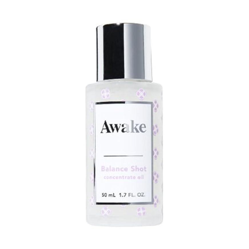 セットする放射するオンスアウェイク(AWAKE) Awake(アウェイク) バランスショット コ ンセントレイトオイル 〈美容オイル〉 (50mL)