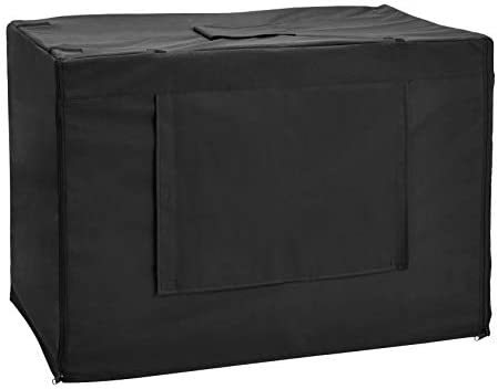 Amazon Basics Dog Metal Crate Cover